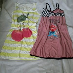 Dresses & Skirts - 2 Dresses casual , size 6 or S